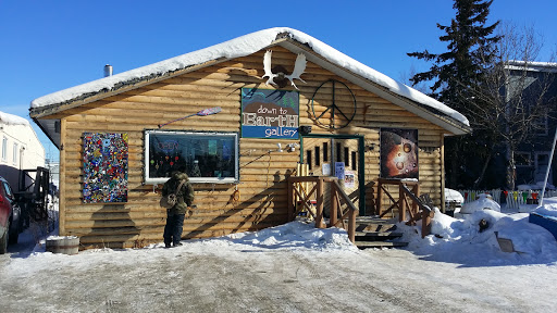 Down to Earth Gallery, 5007 Bryson Dr, Yellowknife, NT X1A 2A3, Canada, Art Gallery, state Northwest Territories
