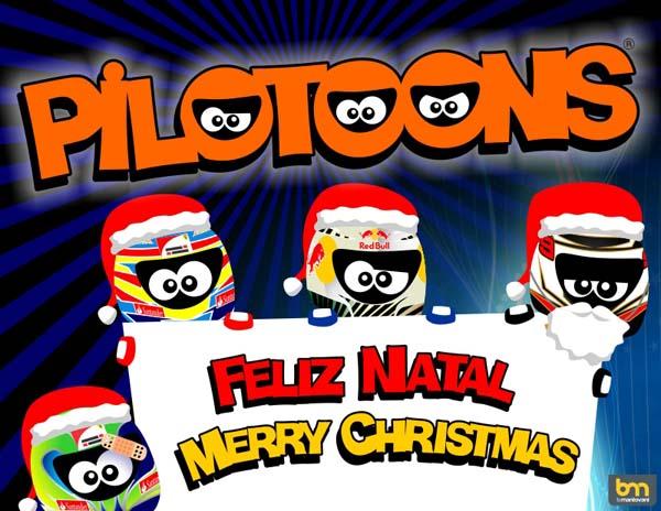 Merry Christmas pilotoons 2012