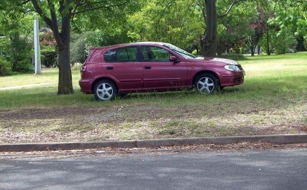 downer parking