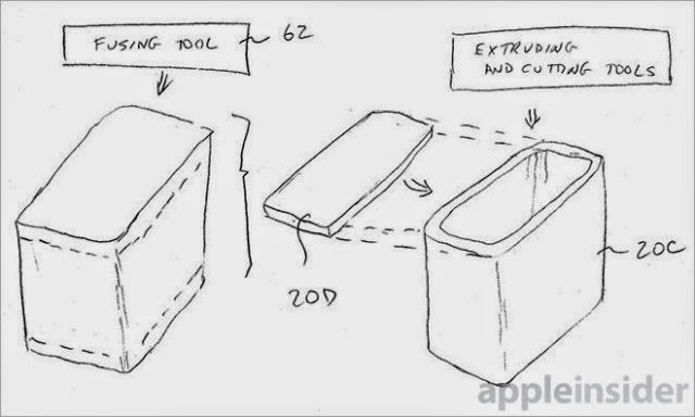 iPhone completely made of glass