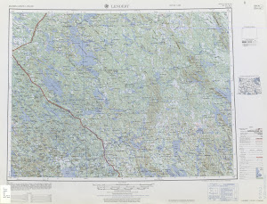 Thumbnail U. S. Army map np35-3