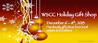 Holiday Season Event: WSCC Holiday Gift Shop, Regent Square (Swissvale), PA December 6-7-8, 2013