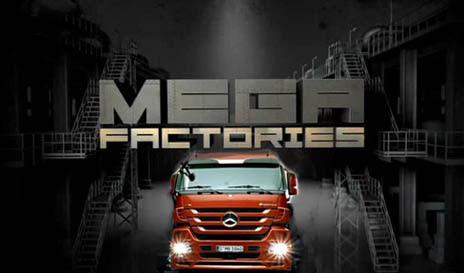 Megafabryki: Ciê¿arówki Mercedesa / Megafactories: Mercedes Overhaul (2011) PL.TVRip.XviD / Lektor PL