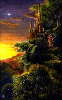 Q&A with Tolkien Inspired Artist Jef Murray -Part 2