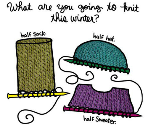 What are you going to knit this winter?