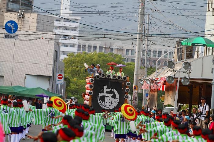 第59回よさこい祭り☆本祭1日目・升形地域競演場55☆上1目1958