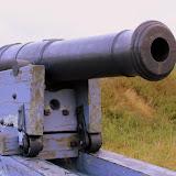 Cannon at Signal Hill -- St. John's, Newfoundland, Canada