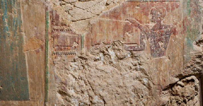 Heritage: More on Egyptian tomb falls victim to looters