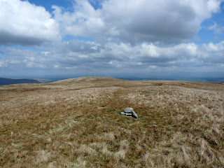 High Howes summit