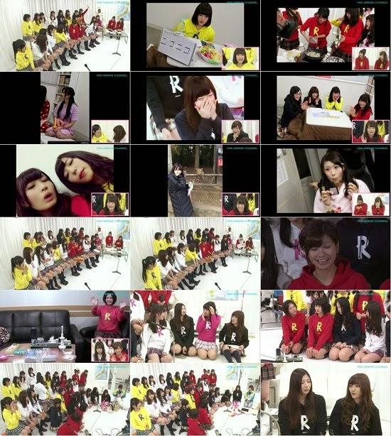 (TV-Variety)(720p) YNN [NMB48チャンネル] りぃちゃん24時間テレビ2014「ゆきつん写真館+エンディング」 150416