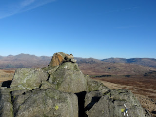 Yoadcastle Summit cairn