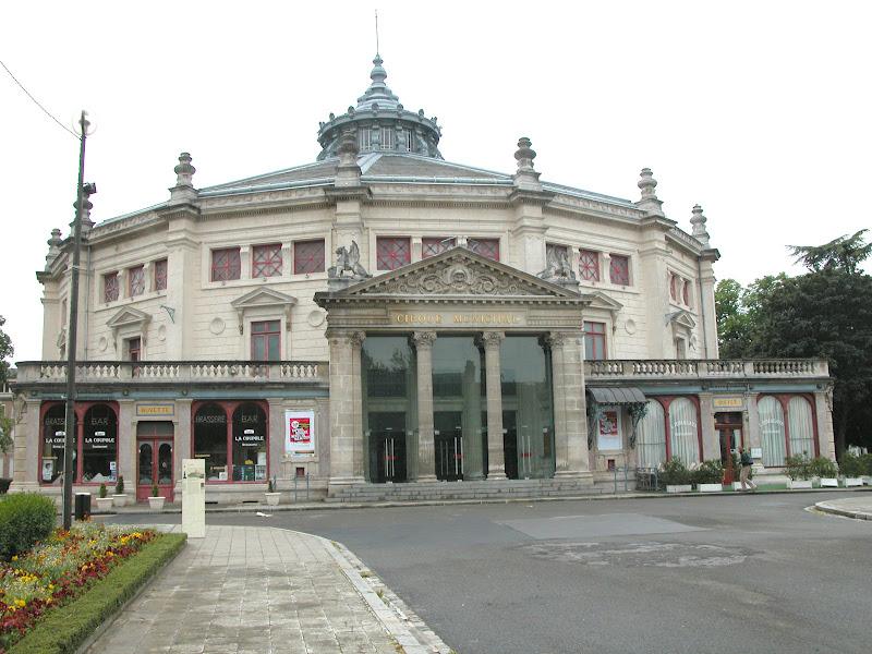 Cirque Municipal Jules Verne @ Amiens (80)
