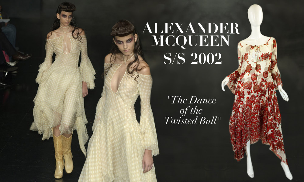 The Dance of The Twisted Bull [Alexander McQueen]