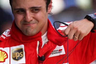 Фелипе Масса на Гран-при Малайзии 2013