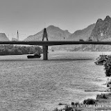 LIUZHOU-CHINA-October 2, 2013-Liuzhou on Liujiang River.  Picture by Vittorio Ubertone