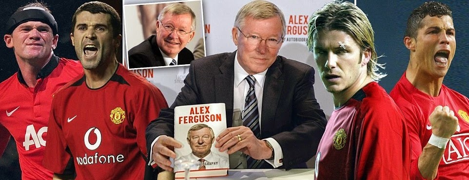 sir alex ferguson autobiography