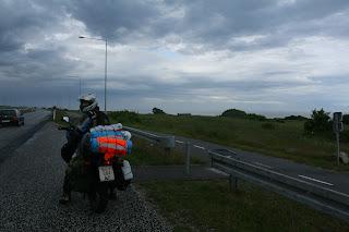 Pred Frederikshavnom
