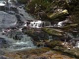 Minnehaha Falls close-up