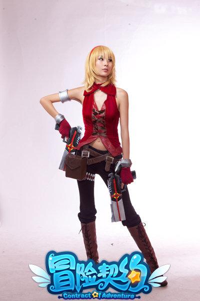 Ngắm cosplay Mạo Hiểm Khế Ước cực quyến rũ  - Ảnh 11