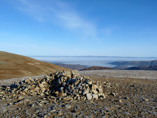 White Side summit to the Pennines