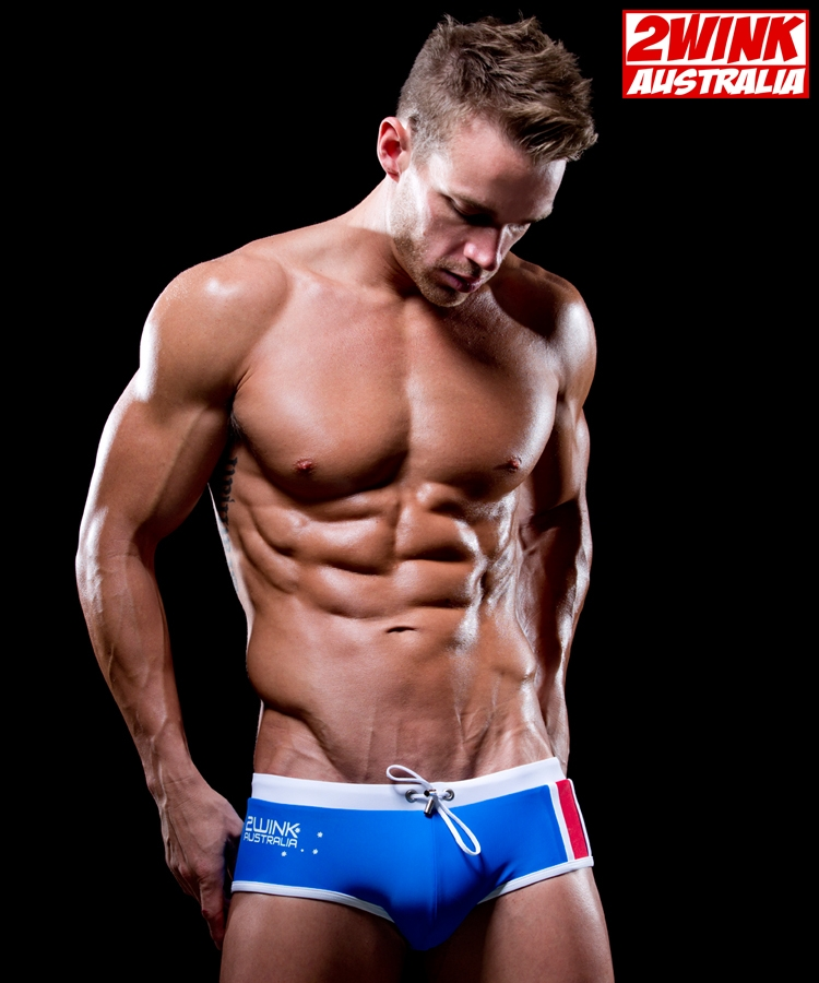 Swimwear Ranges, Featuring 'Bulge Booster' [men's fashion]