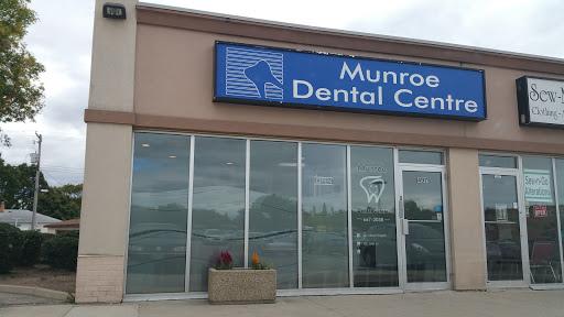 Munroe Dental Center, 497 London St, Winnipeg, MB R2K 2Z4, Canada, Dentist, state Manitoba