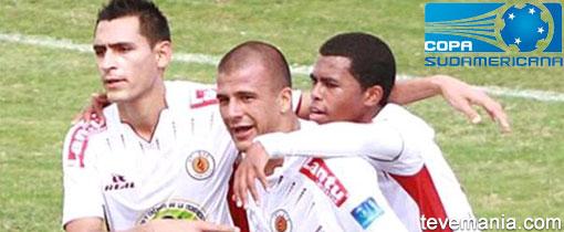 Inti Gas vs Atlético Nacional en Vivo - Copa Sudamericana