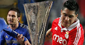 Chelsea vs. Benfica en Vivo - Final Europa League 2013