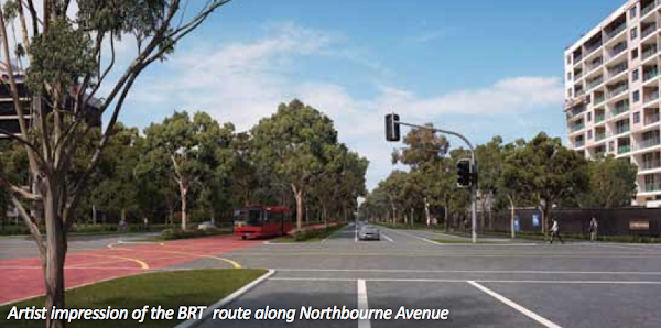 northbourne busway