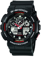 Casio G-Shock : GA-100-1A4