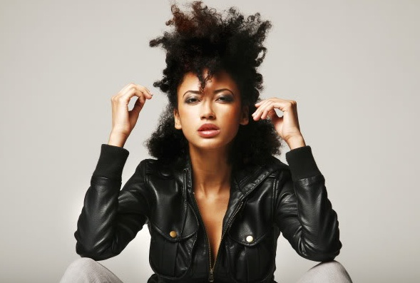 "Natural Hair Crush Of The Week: ""Andy Allo"""