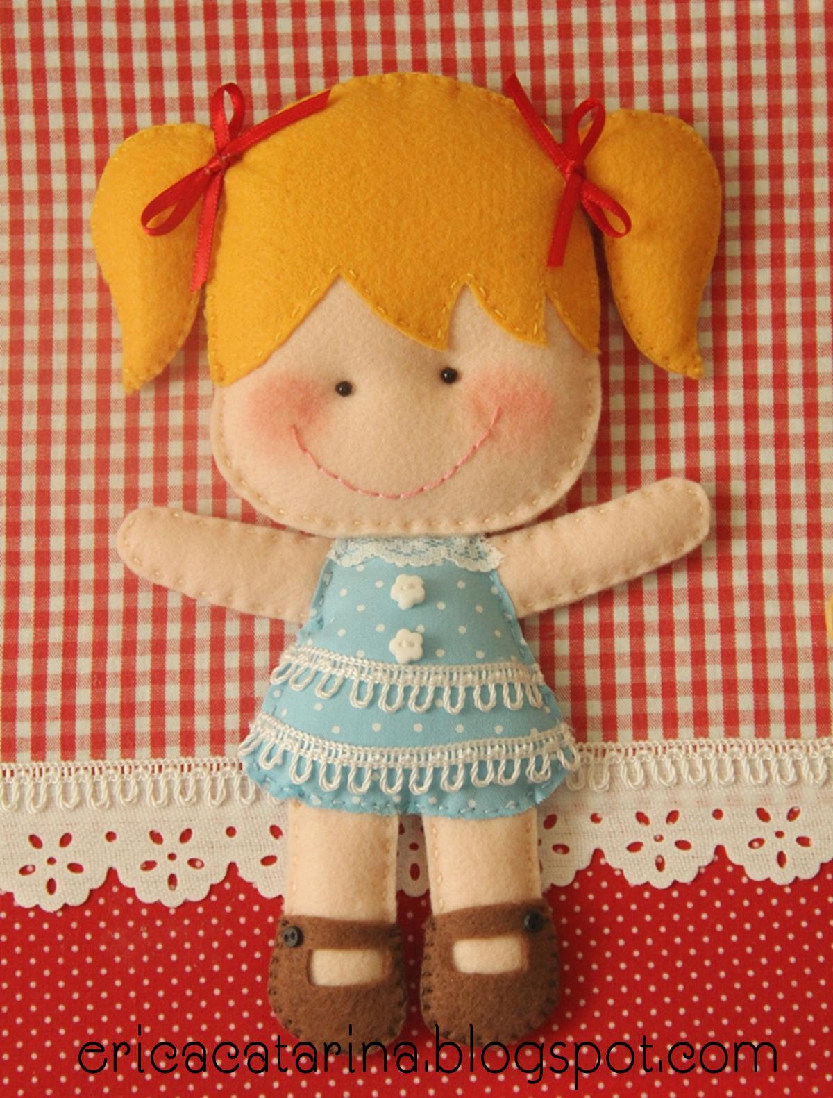 Куклы из фетра мастер класс с пошаговым для начинающих