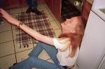 Sarah is down