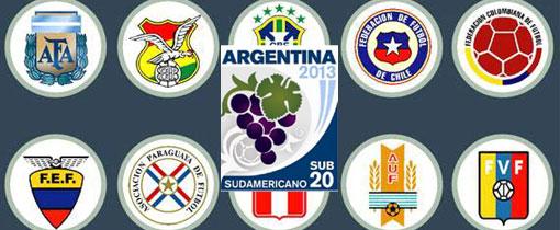Sudamericano Sub 20 en Vivo - Argentina 2013