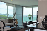 seaview one bedroom apartment in a luxurious project on sale from the owner     for sale in Naklua Pattaya
