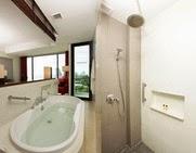 Deluxe Ocean View浴室