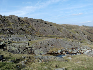 Seathwaite Slabs.