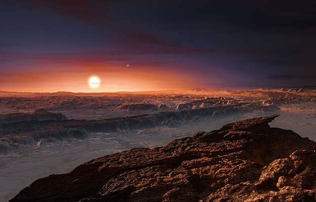 Astronomy: Proxima b is in host star's habitable zone, but could it really be habitable?