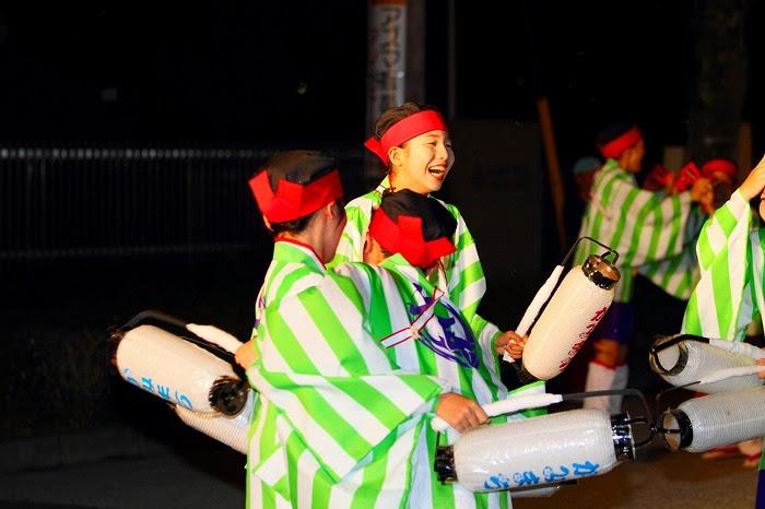 第59回よさこい祭り☆本祭2日目・梅ノ辻競演場6☆上2目0928