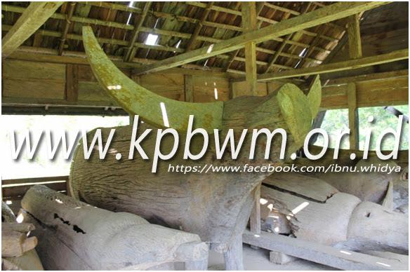 objek wisata makam tedong tedong mamasa