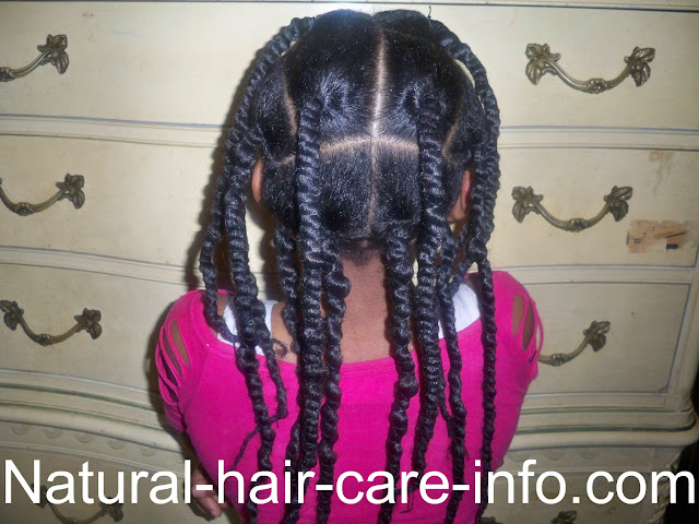 guide on how to do african ghana braids