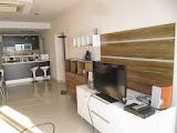 one bedroom apartment on 7 floor in krisadanakorn condotel  to rent in Na Jomtien Pattaya