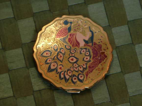 Lady by Choice vintage stratton compact