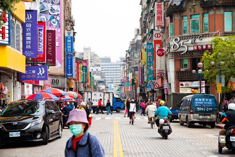 Taipei dating scene