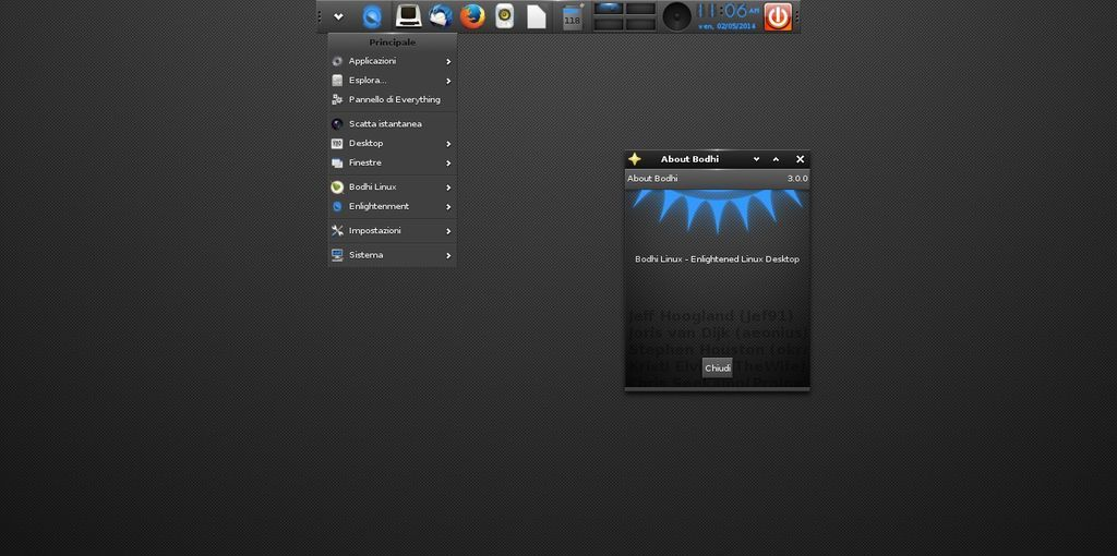 Bodhi Linux 3.0