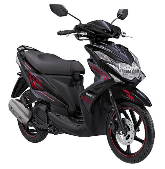 Yamaha Xeon RC 2015 Ganti Jubah