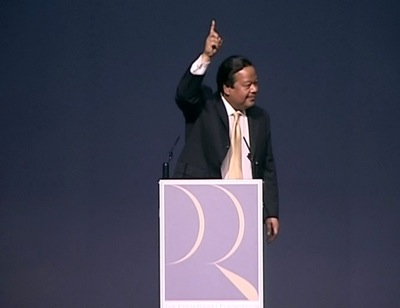 Prem Rawat Maharaji at Federation of India Chambers of Commerce and Industry