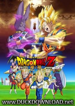 Baixar Filme Dragon Ball Z - A Batalha dos Deuses DVD-R