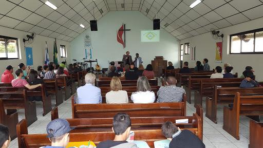 Igreja Metodista, R. Guarapuava, 191 - Centro, Apucarana - PR, 86800-250, Brasil, Local_de_Culto, estado Paraná