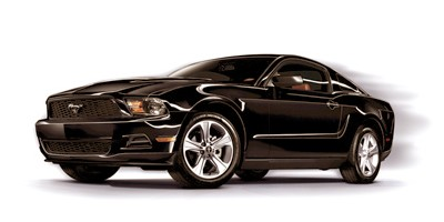 New Ford Mustang by the Whole World